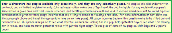 www.barrettweimaraners.com-Reputable-Breeder-Statement-Vaccination-Schedule_600
