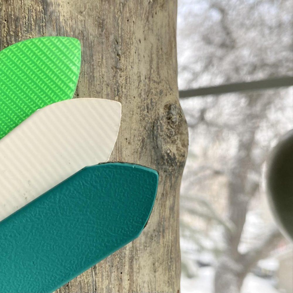 DogFolkMercantile – BioThane Collar Textures
